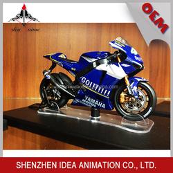 Hot sale OEM 1:24 cheap price metal motorcycle model
