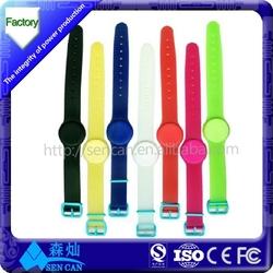 Silicon / Nylon / PVC / Disposible Wristband Wholesale