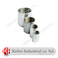 BS4568&BS31 Solid Coupler for Conduit Steel Connector