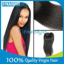 Natural Color Brazilian Virgin Human Hair Lace Frontal Piece With Babyhair lace frontal piece with baby hair