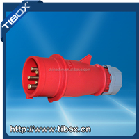 TIBOX Industrial electrical equipment industrial connectors & plugs soldering type