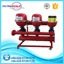 Carbon Disc Filter much useful than sand filter for Irrig Water Filter water treatment plant