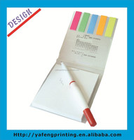 2014 HOT selling small notepad with pen