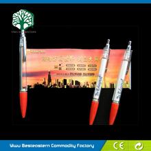 Promo Flag Pen, Flag Ballpen, Banner Ballpen