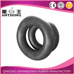 High tension car/truck inner tube butyl and natural (1200R24) full size