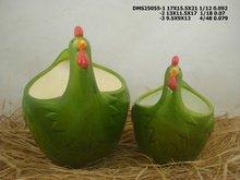 Ceramic Decoration Chicken DMS25055