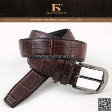 Highest quality great material belt wholesale leather goods