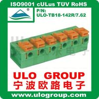 email contact address screw terminal block connector copper terminals in fiber patch panels