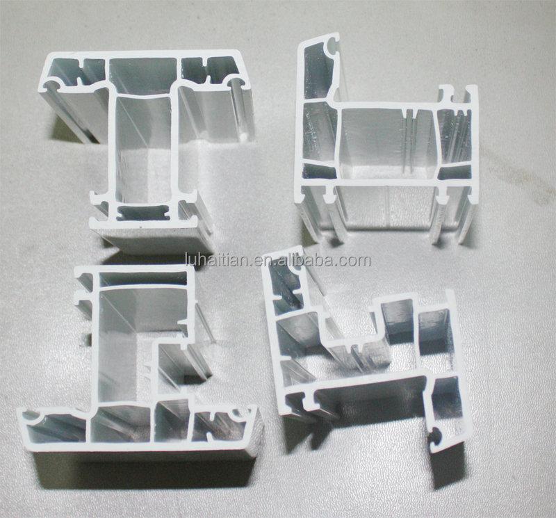 Co Extrusion Upvc Profiles Pvc Window And Door Profile
