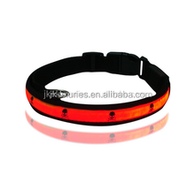 new led dog illuminated collars and leashes