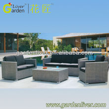 promotional patio leisure garden used cast iron patio furniture