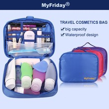 2015 New Item China supplier Travel Case Cosmetics bag Makeup Bag custom makeup bag