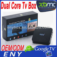 2014 New WIFI Android 4.2.2 small tv box HD internet tv box