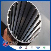 stainless Steel Cylinder Wire Mesh Filter/ Johnson Wedge Wire Fliter Screens