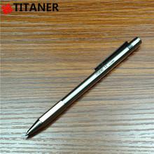 Favorable Price Short Production TC4 Ti Alloy Executive Pens Tactical Pen Self Defense