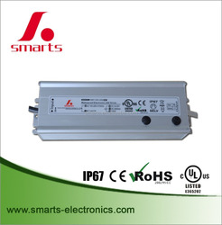 waterproof constant current led driver 2400mA 70w for led floodlight
