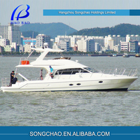 SONGCHAO JY-500 Luxury Yacht with price for sale made in CHINA
