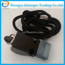 2014 hot sales plastic whistle high quality custom wholesale plastic whistle