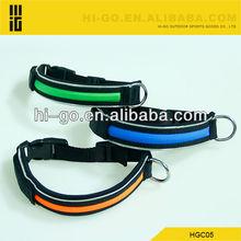 Fashionable neoprene led sport dog electronic collar