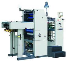 double sides offset press machine, offset printing machine,offset printer printing test paper