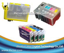 T2001-T2004 refillable ink cartridges with ARC for Epson XP-200/XP-300/XP-400/WF-2520/WF-2530/WF-2540 XP-310/XP-410 printer