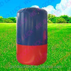 201010 customizing paintball bunker inflatable psp bunker