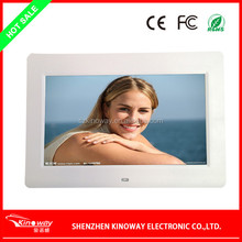 "Wholesale 1.5""/3.5""/7""/12""/21"" wall mount digital photo frame with 2GB/4GB/8GB Flash optional"