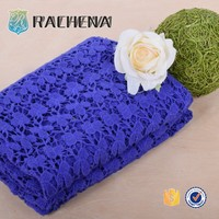 cotton cheap lace stock fabric for sale,cotton chemical lace fabric in stock