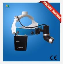 dental equipment china Adjustable Headband LED Surgical Headlight with Long Life LED Bulb, led dental loupe headlight