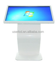 "interactive touch screen,touch monitor,32""42""47""55"" lcd interactive stand touch kiosk"