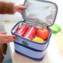 Customized Design Useful Outdoor Oxford Cheap Cooler Bag
