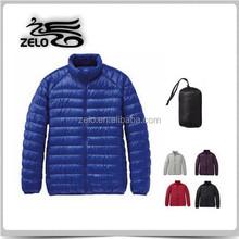 Australia Men puff feather down coat garment for autumn