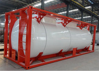 20ft 30ft 40ft Iso Lpg Tank Container T50 - Buy Lpg Container T50,Tank Container,Iso Tank Container Product on Alibaba.com