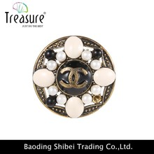 decorative round brooches for sale 2015