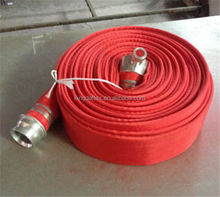 Double jacket with best price high-pressure layflat fire hose