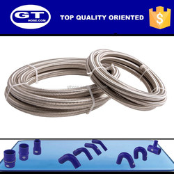 auto accessories high quality hydraulic with nylon /stainless steel / silicone braided hose