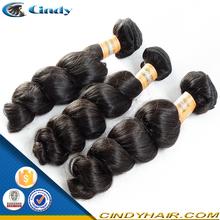 natural color 1b cheap grade 5a 6a 7a brazilian virgin hair loose wave