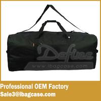 The Large Useful Heavy Duty Square Hockey Equipment Travel Duffel Bag