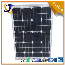 factory economical 12v 100w solar panel manufacturer price