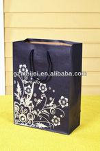 Meijei custom high quality art paper bag