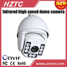 Analog HD PTZ outdoor high speed dome camera made in china alibaba, auto track dome camera,night vision IR dome camera,