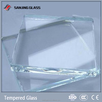 Ultra Clear Glass Starphire Glass