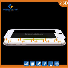 Wholesale 9H 2.5d round edge 3m screen protector for iphone 6 privacy screen protector