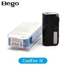 2015 Authentic Innokin Coolfire 4 Vape Battery Mod Box Match Subtank Mini Bell Cap