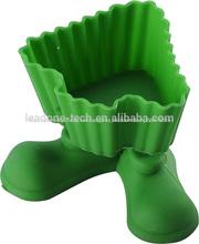 la torta/molde de la torta/del molde para muffins/jabón del molde/utensilios para hornear de silicona ld-a0085