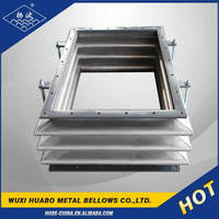 Stainless steel yang bo pipe flexible joints in large size