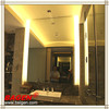 Hotel bathroom wall mirror with LED lamp, BGL-013 made in Shanghai China