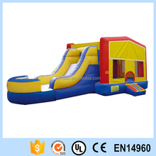Inflatable Castle Slide Combo durable kids inflatable play games