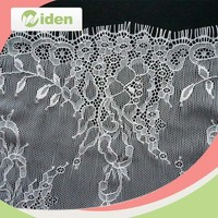 Widentextile Sampling Order Acceptable Newest Arrival Fancy Pattern Flower Eyelash Lace Trim