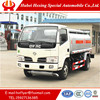 Top selling 2Tons Dongfeng mini mobile fuel tank truck